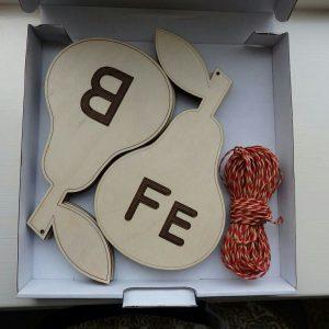 Voor van Iperen meststoffen en gewasbescherming hebben we gespecificeerde decoratieartikelen gemaakt.