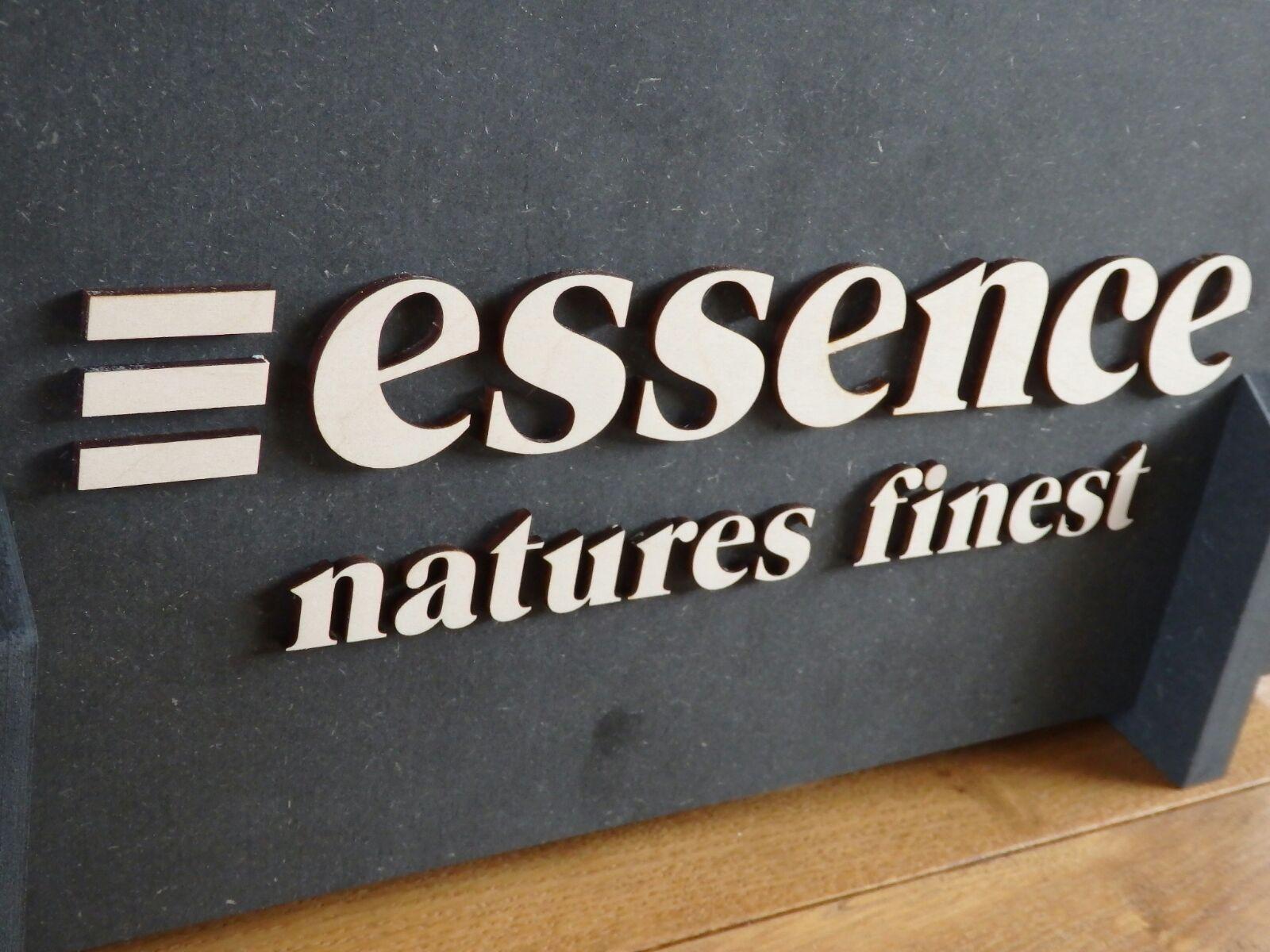 Bor Lasertechniek Display houten logo 2